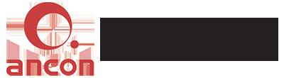 Ancon mała architektura miejska technika srodowisko logo